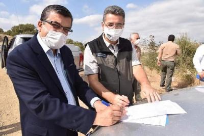 Çan Belediyesi'ne, Hayvan Barınağı İçin Yer Tahsisi Yapıldı