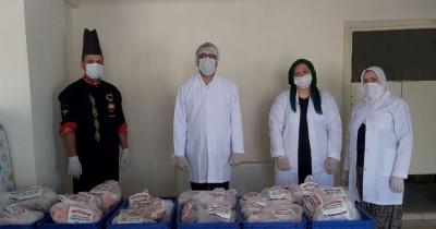 Çan Belediyesi'nin Başlattığı 'Kardeşlik Payı', İhtiyaç Sahibi 650 Aileye Ulaştı