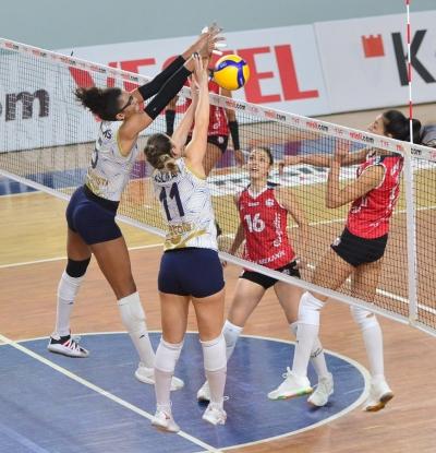 Çan Gençlik Kalespor - Aydın Büyükşehir Belediyespor: 0 - 3