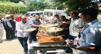 Çan Söğütalan Köyü Hayrı Yapıldı