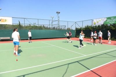 Çanakkale Belediyesi Yaz Spor Okulları Başladı