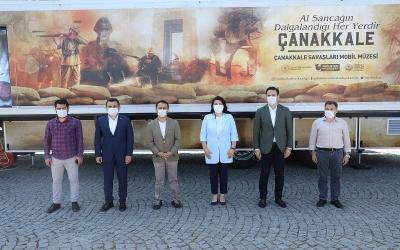 Çanakkale Savaşları Mobil Müzesi 81 İl Gezecek