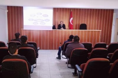 Çanakkale'de Denetimli Serbestlik Hükümlülerine Seminer