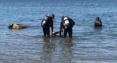 Çanakkale'de Denize Düşen Balıkçı Boğuldu