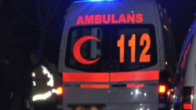 Çanakkale'de köy odasında silahlı saldırı: 1 ölü