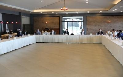 Çanakkale'de Müsilaj İle Mücadele Eylem Planı Komisyon Toplantısı Yapıldı