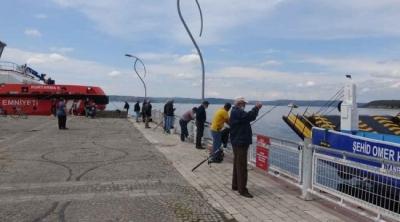 Çanakkale'de Olta Balıkçılığı Yasağı Kalktı