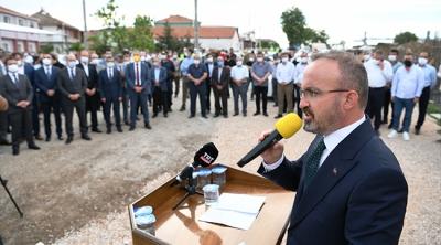 'ÇANAKKALE'DE TÜM KAMU BİNALARINI YENİLEME GAYRETİNDEYİZ'