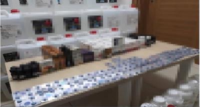 Çanakkale'de yasa dışı alkol yapımı ve satışına 2 gözaltı