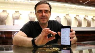 Çanakkaleli Kuyumcular da Sahte Altına Karşı WhatsApp İle Haberleşiyor
