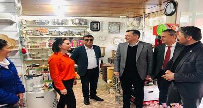 CHP Çanakkale Milletvekili Özgür Ceylan Çanakkale'yi Adım Adım Geziyor