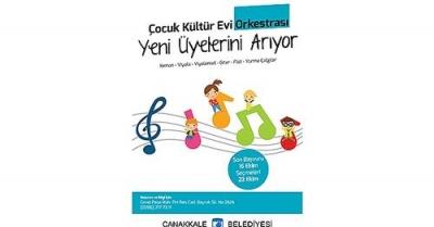 Çocuk Kültür Evi'nde Yeni Dönem Heyecanı