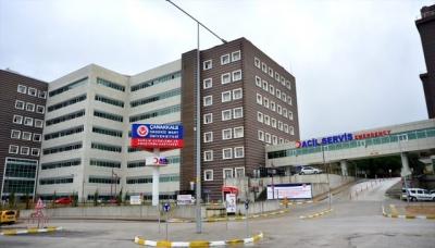 ÇOMÜ Hastanesi Pandemi Hastanesine Dönüştürüldü
