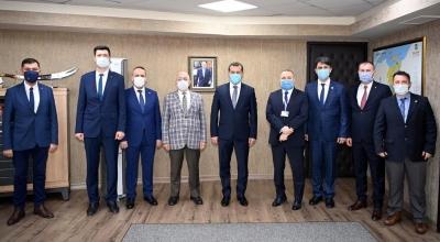 ÇOMÜ ve Balıkesir Büyükşehir Belediyesi Arasında Protokol İmzalandı