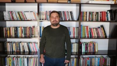 Dededen Kalma Dükkanı Kütüphaneye Çevirdi