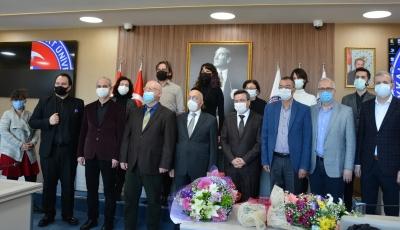 Devlet Konservatuarında Devir Teslim Töreni Gerçekleştirildi