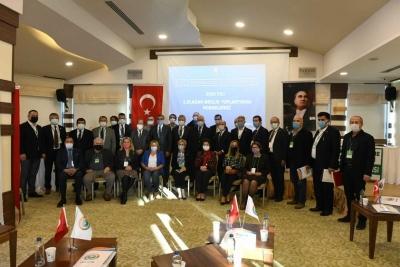 EMARÇEB Çanakkale Belediyesi Ev Sahipliğinde Bir Araya Geldi