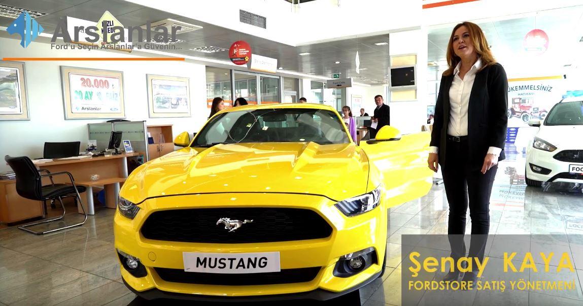 Ford Arslanlar Plaza'dan Yeni Premium Araçların Tanıtımı