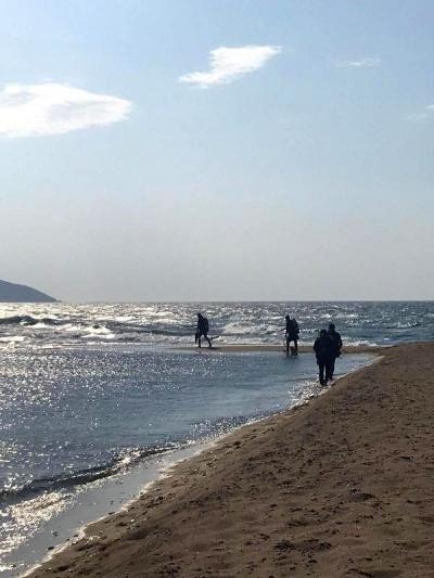 Fotoğraf Çektirirken Denize Düşen Aras Boğuldu, Arkadaşı Kaan Kayıp