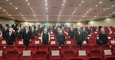 İl Afet Risk Azaltma Planı Üst Düzey Toplantısı Gerçekleştirildi