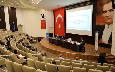 İl İstihdam ve Mesleki Eğitim Kurulu Toplantısı, Vali Aktaş Başkanlığında Yapıldı