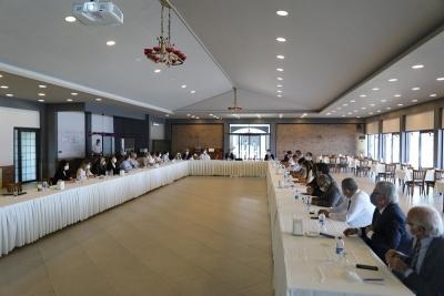 İl Pandemi ve İl Umumi Hıfzıssıhha Kurulu Toplantısı