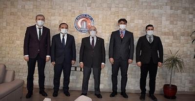 İŞKUR İle ÇOMÜ Arasında ''İŞKUR KAMPÜSTE'' İşbirliği Protokolü İmzalandı