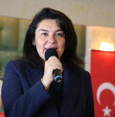 Jülide İskenderoğlu'nun 10 Kasım Mustafa Kemal Atatürk'ü Anma Mesajı