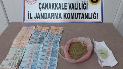 Kaza Yapan Minibüsten Uyuşturucu Çıktı