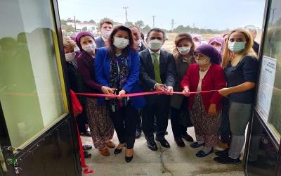 Kemallı Kadın Girişim, Üretim ve İşletme Kooperatifi Açıldı