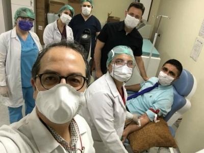 Koronavirüsü Yenen Başhekim, 'İmmün Plazma' Bağışında Bulundu