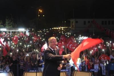 Küçükkuyu Belediye Başkanı Cengiz Balkan'ın 23 Nisan Mesajı