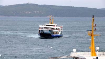 Lodos, Deniz Ulaşımını Aksattı