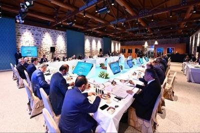 Marmara Denizi Koruma Eylem Planı Koordinasyon Kurulu Toplantısı Yapıldı