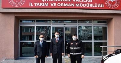 Mehmet Uğur Yavuz'dan Tarım ve Orman İle Ticaret İl Müdürlüklerine Ziyaret