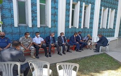 Merhume Hacı Fatma Bodur İçin Mevlit Programı Düzenlendi
