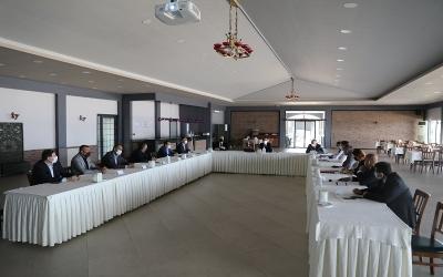 Pazar Yerlerinin Açılması ve Alınacak Tedbirlerle İlgili Koordinasyon Toplantısı