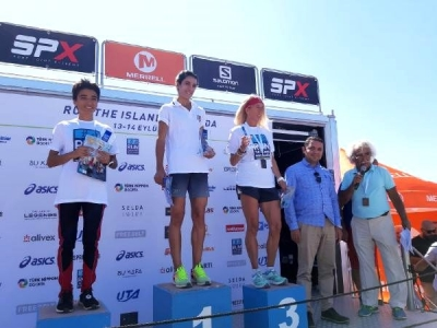 Run The Island Bozcaada Festivali Yapıldı