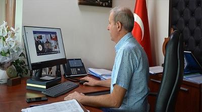 Spor Bilimleri Fakültesi 2020-2021 Akademik Yılı Açılış Töreni Online Gerçekleşti