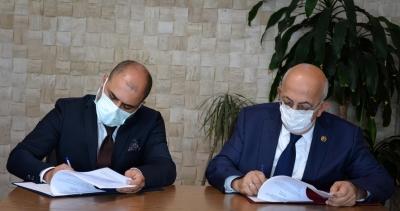 Staj ve İstihdama Yönelik İş Birliği Protokolü İmzalandı