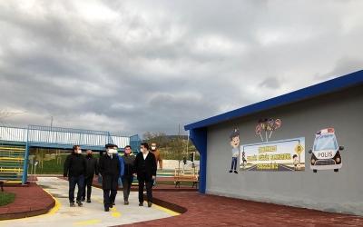Trafik Eğitim Parkı Çanakkale'ye Hayırlı Olsun