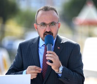Turan: 'Tarımın da Başkenti Olma Yolunda Dev Proje'