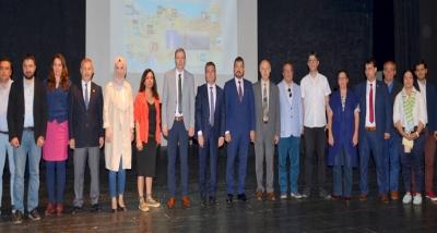 Turizmde Bütüncül Bir Yaklaşım Modeli, Kültür Rotaları Adlı Konferans ÇOMÜ'de Gerçekleşti