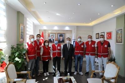 Türk Kızılay'ının 153. Kuruluş Yıl Dönümü