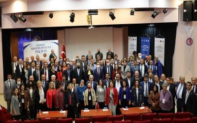 'Türkiye Muhtarları El Ele' Projesi Toplantısı Düzenlendi
