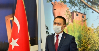 Vali İlhami Aktaş'tan YKS'ye Girecek Öğrencilere Mesaj