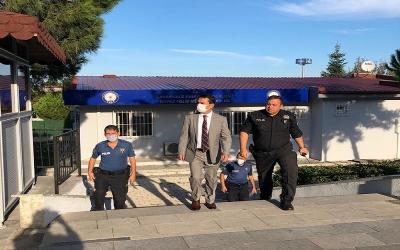Vali İlhami Aktaş'tan Polis Merkezlerine Ziyaret