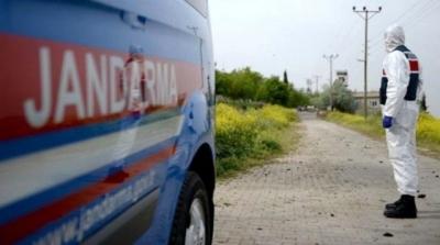 Yenice'de Vaka Görülen 3 Köye Giriş Çıkışlar Kontrollü