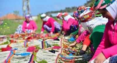 Yörük Kadınları 500 Yıllık Mirası Gün Yüzüne Çıkarıyor