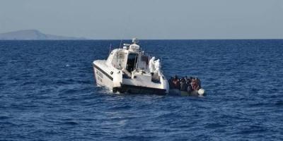 Yunan Güvenlik Güçlerinin Ölüme Terk Ettiği Göçmenler Kurtarıldı